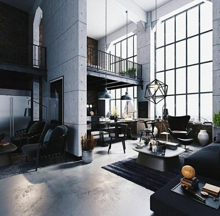 Loft Space In The City