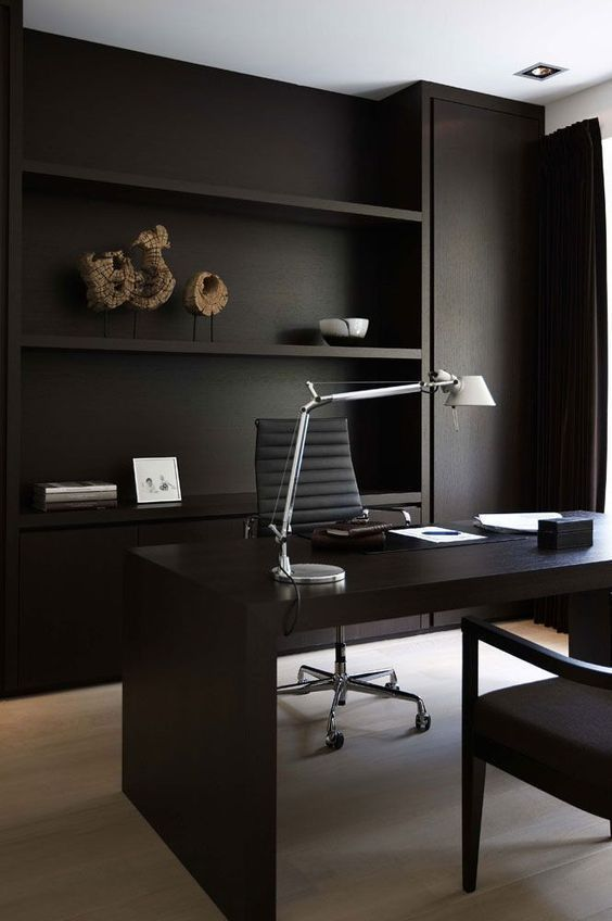 Small Business Office Space Desk