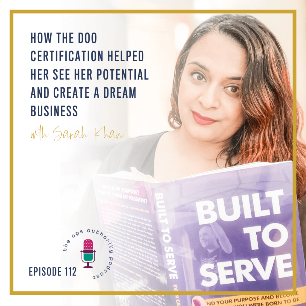 How the DOO Certification Helped Her See Her Potential and Create A Dream Business
